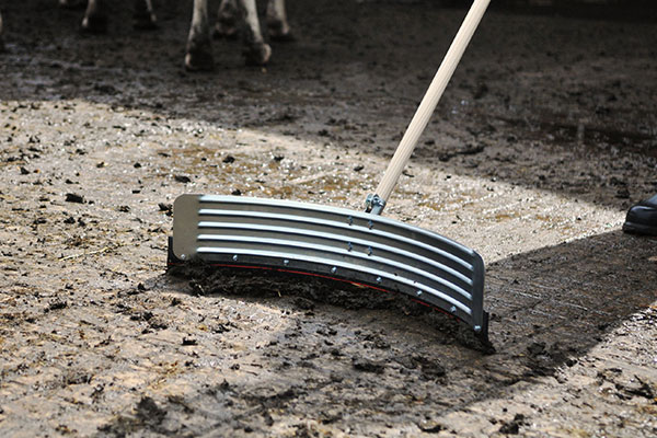 farming curved squeegee
