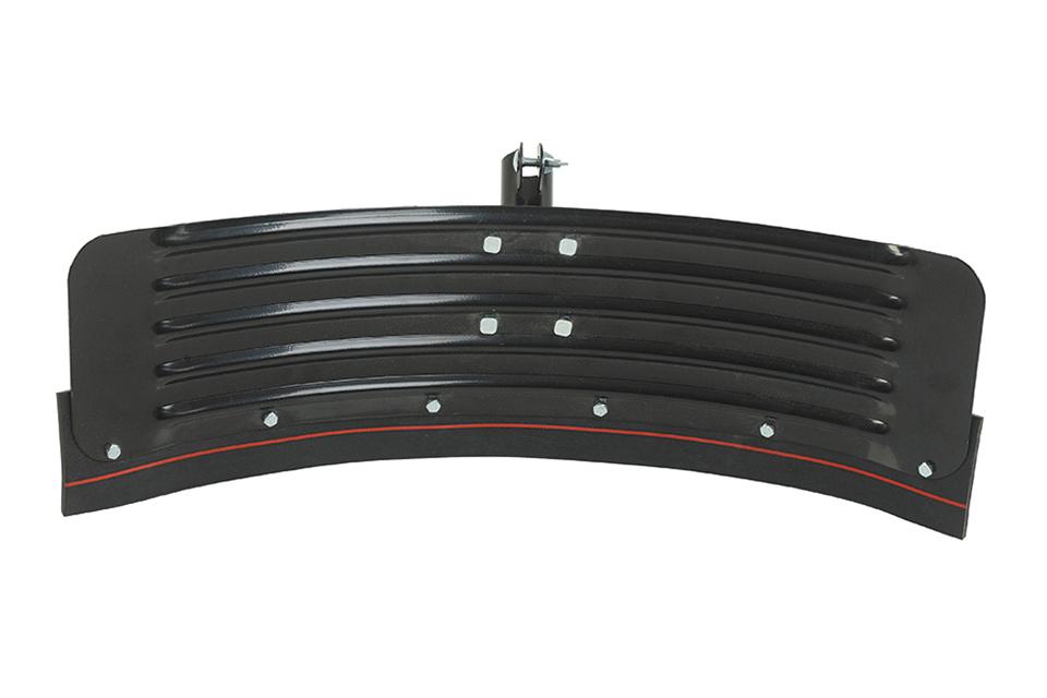 black-curved-scraper-front