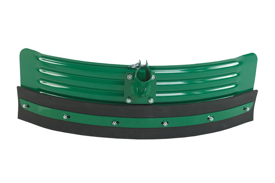 green-curved-scraper-back