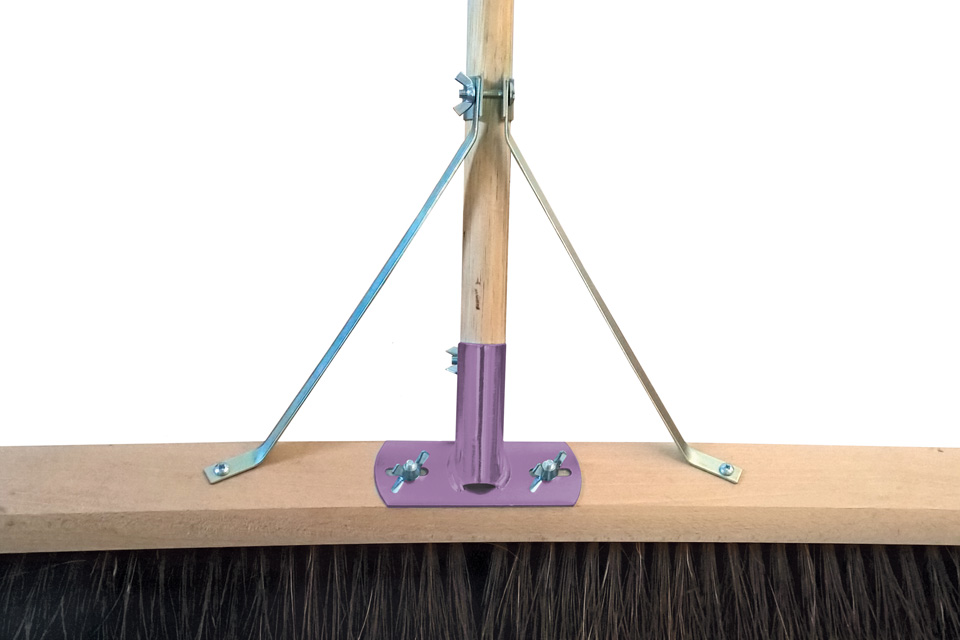 Flat-top-broom-stays